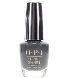 OPI Infinite Shine Strong Coal-ition ISL26, 0.5 oz.