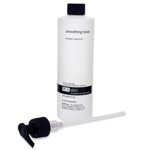 PCA Skin Smoothing Toner With Pump 16 oz.