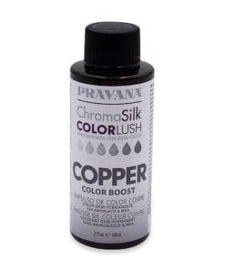 Pravana ChromaSilk ColorLush Demi Copper, 2 oz.