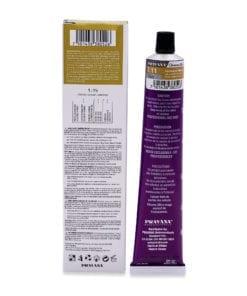 Pravana ChromaSilk Creme Hair Color 7.11 Intense Ash Blonde, 3 oz.