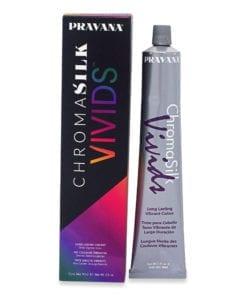 PRAVANA ChromaSilk Vivids Creme Hair Color (Blue)3 Oz