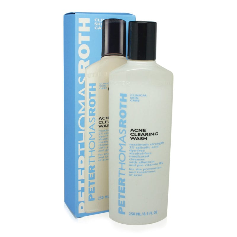 Peter Thomas Roth Acne Clearing Wash Product Photo is one of the best skin care products for hormonal acne