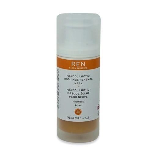 REN Skincare Glyco Lactic Radiance Renewal Mask 1.7 oz