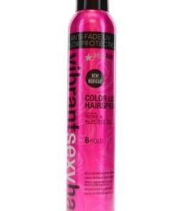 SEXYHAIR Vibrant Color Lock UV Color Protection Hairspray, 8 oz.