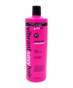 SEXYHAIR Vibrant Color Lock Conditioner, 33.8 oz.