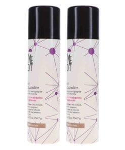 Style Edit Light Brown Root Concealer Touch Up Spray 2 oz 2 Pack