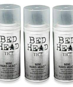 Tigi Bed Head Mini Hard Head 3 oz 3 Pack