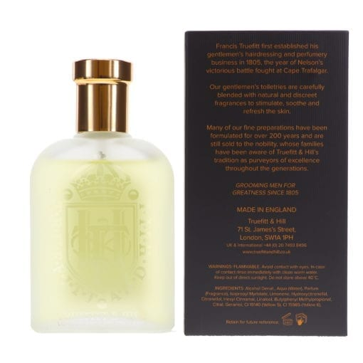 Truefitt & Hill Apsley Cologne 3.38 oz.