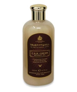 Truefitt & Hill C.A.R. Cream Without Oil 6.7 oz.