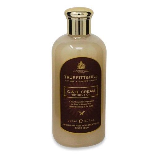 Truefitt & Hill C.A.R. Cream Without Oil 6.7 oz.