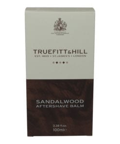 Truefitt & Hill Sandalwood Aftershave Balm 3.38 oz.