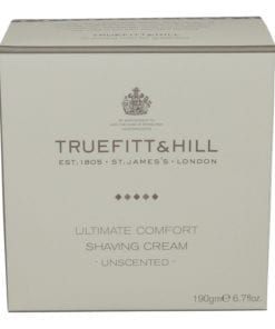 Truefitt & Hill Ultimate Comfort Shaving Cream 6.7 oz.
