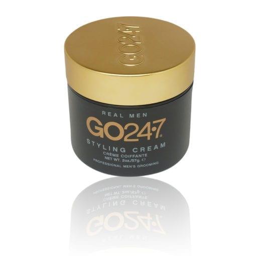 GO247 Real Men Styling Cream 2 oz.