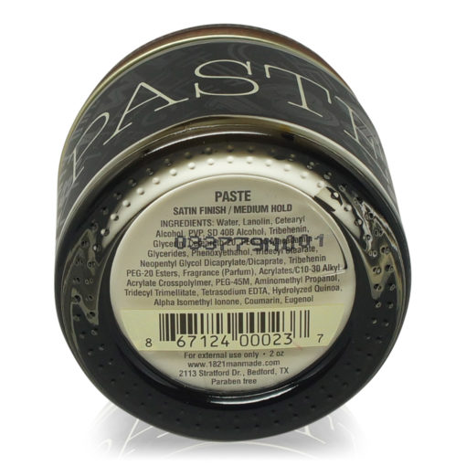 18.21 Man Made Paste 2 oz.