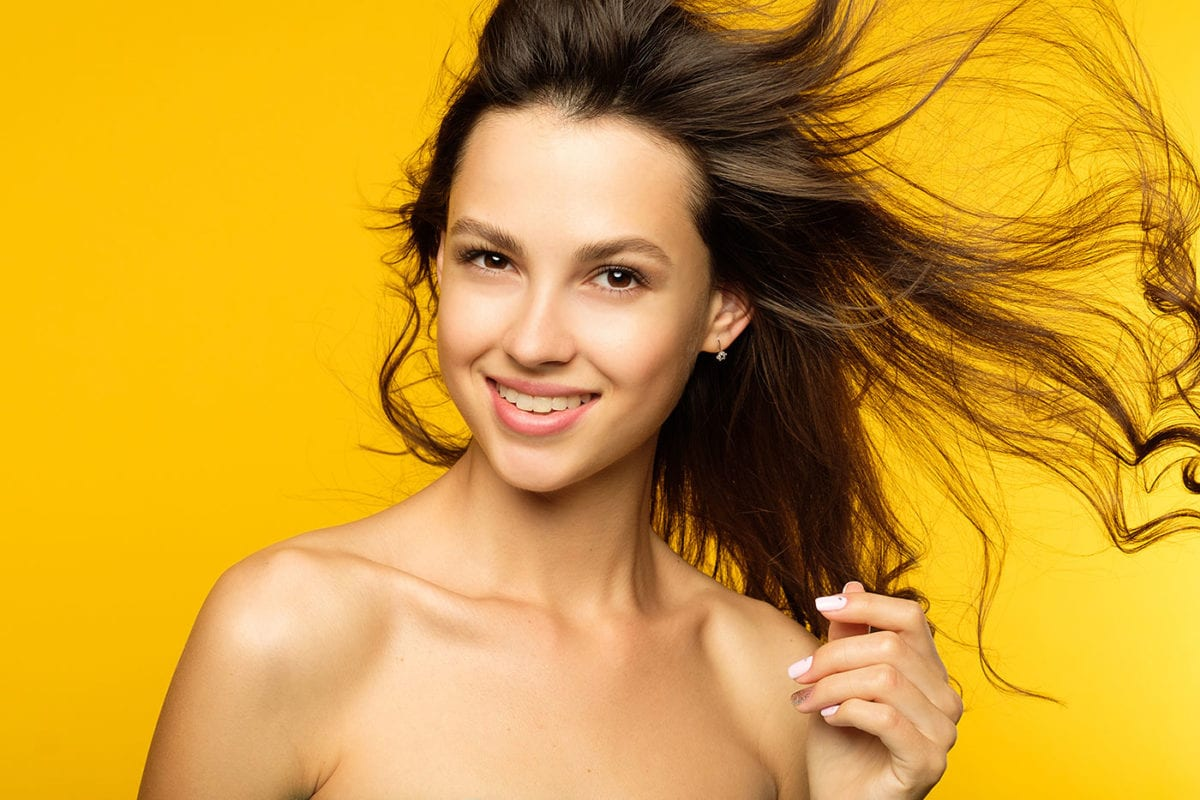 The Better Way To Use Dry Shampoo