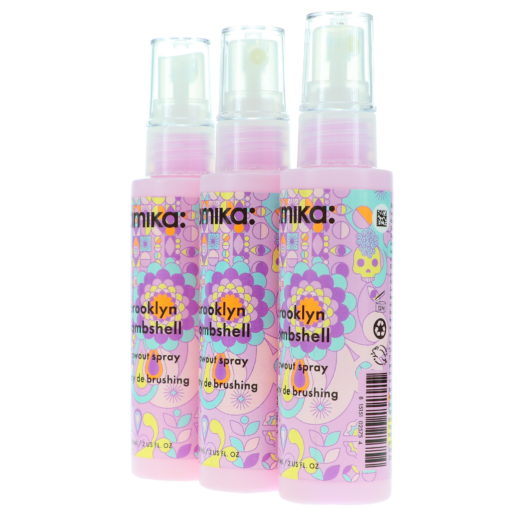 Amika Bombshell Blowout Spray 2 oz 3 Pack