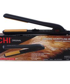 """CHI Original 1"""" Flat Hair Straightening Ceramic Hairstyling Iron"""