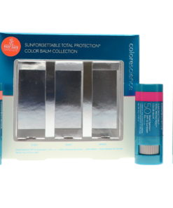 Colorescience Sunforgettable Total Protection Color Balm SPF 50 Trio