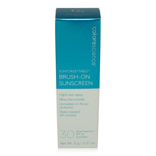 Colorescience Sunforgettable Brush on Sunscreen SPF 30 Medium 0.21 oz.