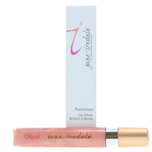 jane iredale PureGloss Lip Gloss Soft Peach 0.23 oz