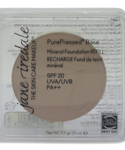 jane iredale PurePressed Base Refill Satin 0.35 Oz