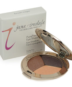 jane iredale PurePressed Eye Shadow triple Brown Sugar 0.10 Oz