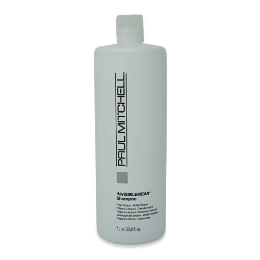 Paul Mitchell Invisiblewear Shampoo, 33.8 oz.