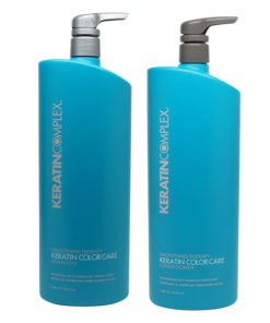 Keratin Complex Color Care Shampoo and Conditioner 33.8 oz. Each
