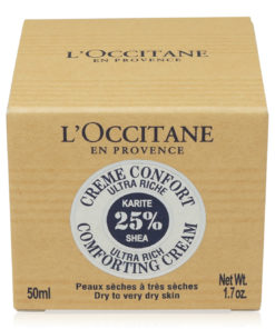 L'Occitane   Shea Butter Ultra Rich Comforting Cream-50ml