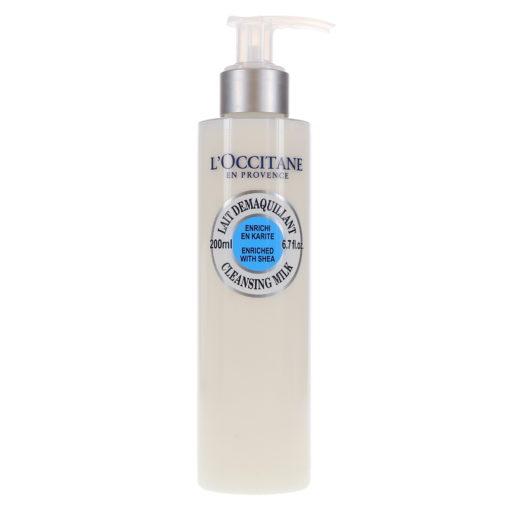 L'Occitane Shea Butter Cleansing Milk-200ml