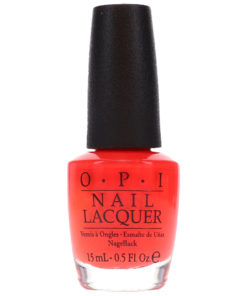 OPI I Eat Mainely Lobster NLT30, 0.5 oz.