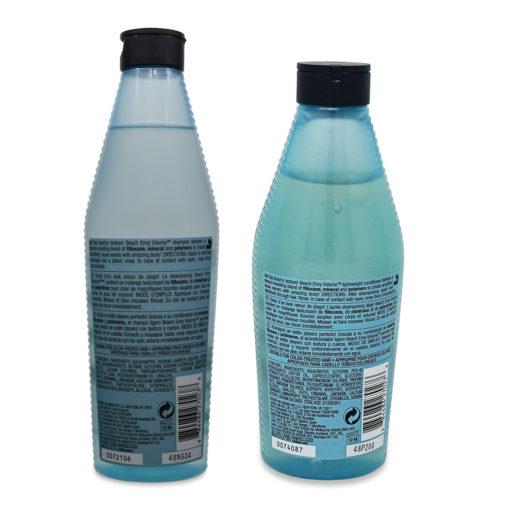 Redken Beach Envy Volume Texturizing Shampoo 10.1 oz and Conditioner 8.5 oz Combo