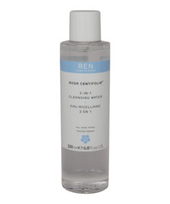 REN Skincare 3-In-1 Cleansing Water-200 ml