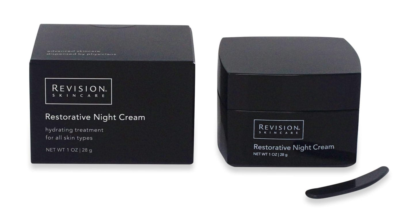 front view of Revison product for normal skin
