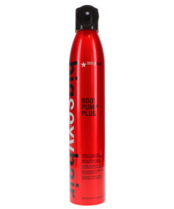 Sexy Big Sexy Hair Root Pump Plus Humidity Resistant Volumizng Spray Mousse 10 Oz