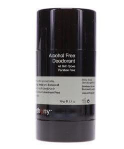 Anthony Alcohol Free Deodorant, 2.5 oz.