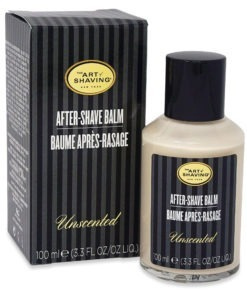 The Art of Shaving After-Shave Balm, Unscented, 3.3 Oz