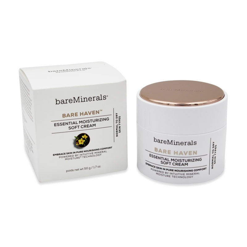 bareMinerals Bare Haven Essential Moisturizing Soft Cream 1.7 oz