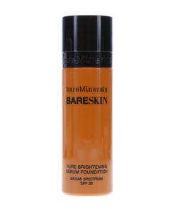 bareMinerals Bareskin Pure Brightening Serum Foundation Bare Almond 1 Oz