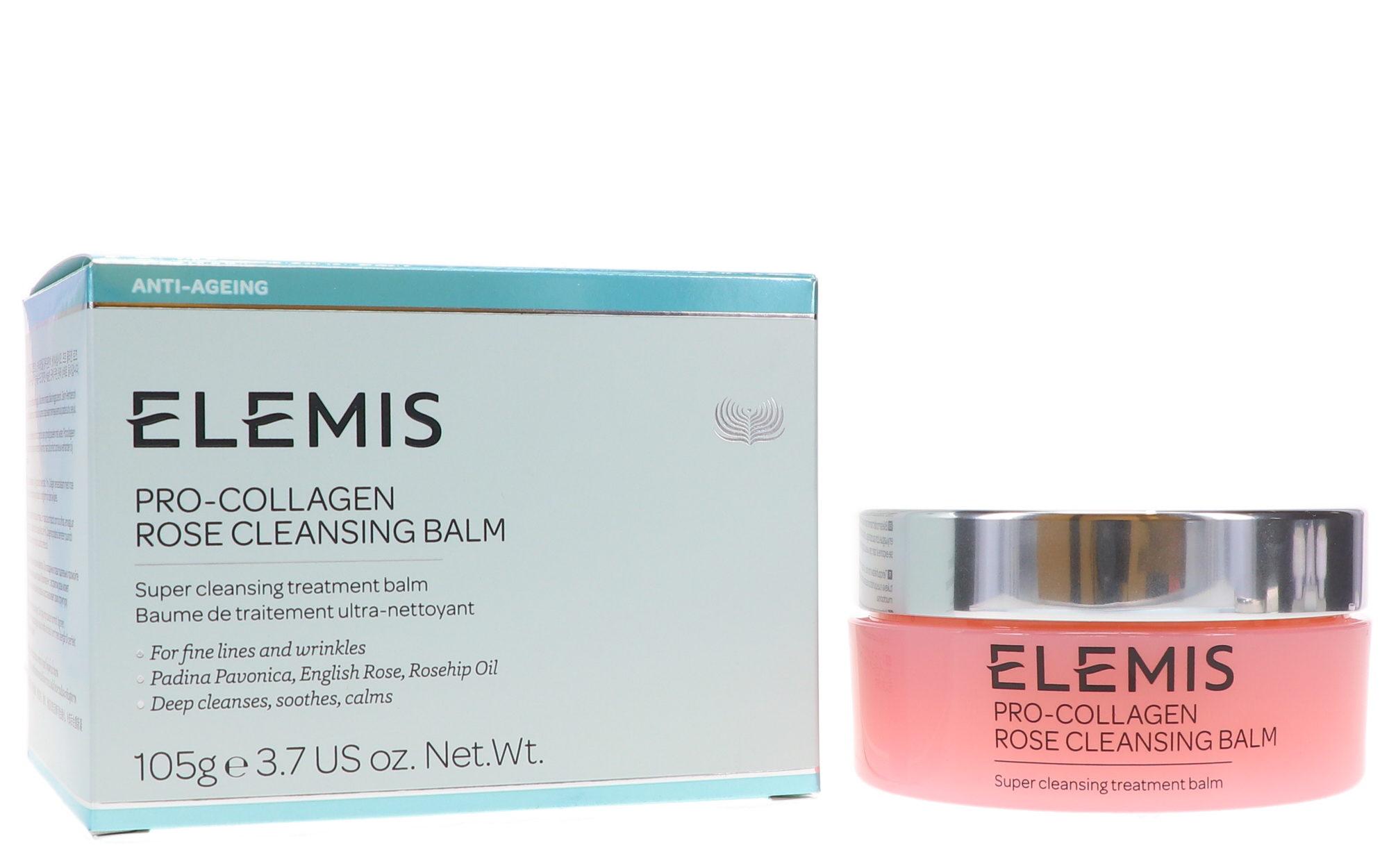 ELEMIS Pro-Collagen Rose Cleansing Balm, 3.7 oz.