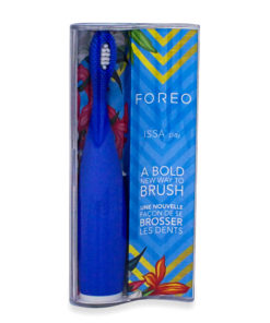 FOREO ISSA play Silicone Electric Toothbrush, Cobalt Blue