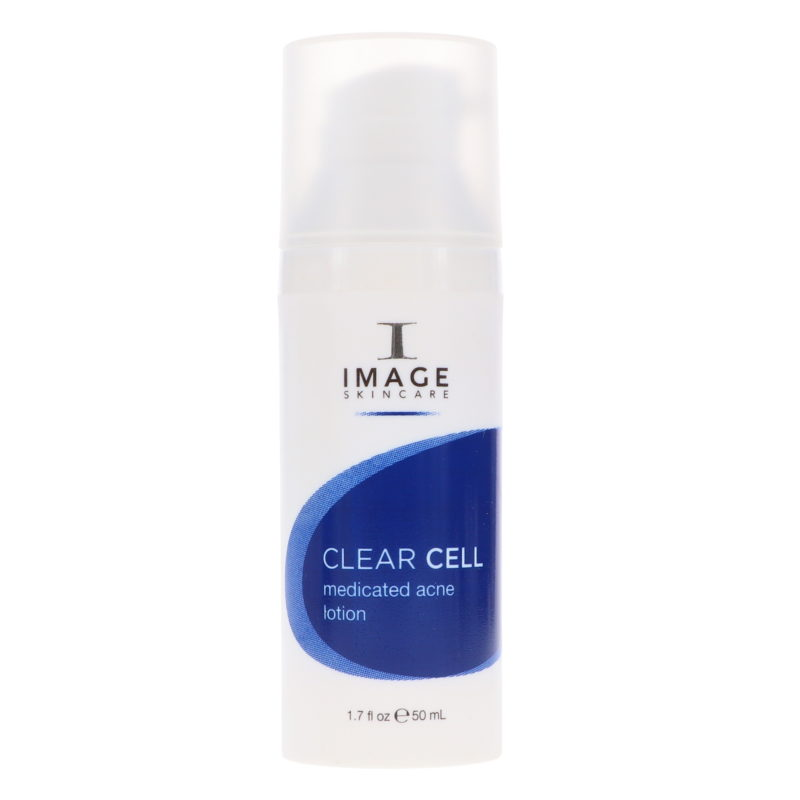 IMAGE Skincare Clear Cell Medicated Acne Lotion product photo is a great addition to your skin care regimen for acne prone skin