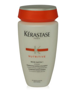 Kerastase Nutritive Bain Satin 1 Complete Nutrition Shampoo 8.5 Oz