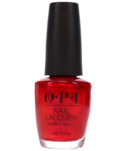 OPI An Affair In Red Square, 0.5 oz.