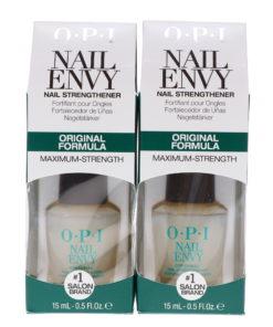 OPI Nail Envy Strengthener Original 0.5 oz 2 Pack