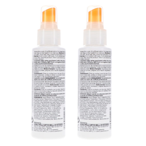 Paul Mitchell Color Protect Looking Spray 3.4 oz 2 Pack