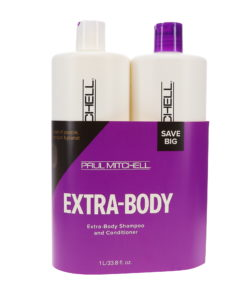 Paul Mitchell Extra-Body Liter Duo Set