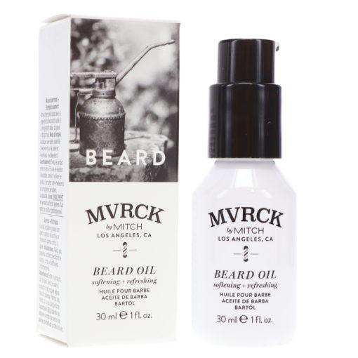 Paul Mitchell MVRCK Beard Oil 1 oz
