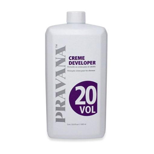 PRAVANA Creme Developer 20 Volume 33.8 Oz