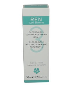 REN Skincare Clearcalm 3 Clarity Restoring Mask 50ml/1.7Oz